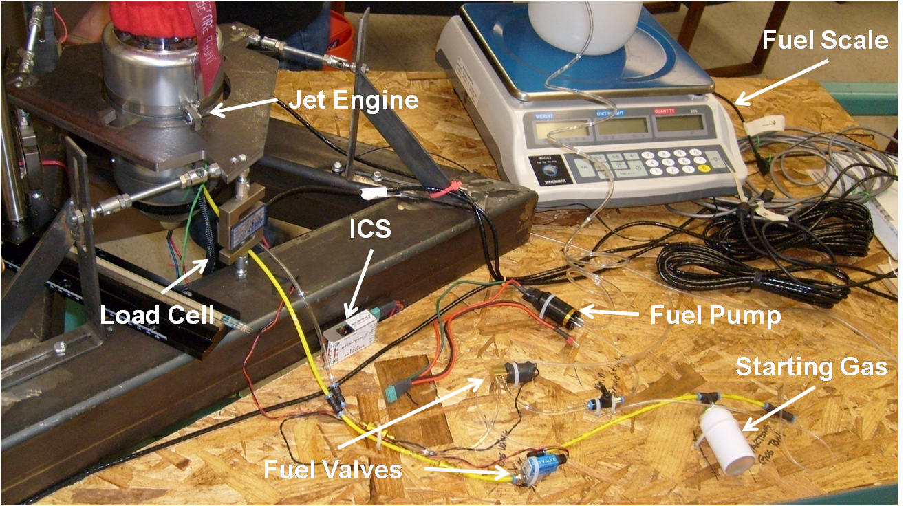 Wiring Diagram For Engine Test Stand : Test stand
